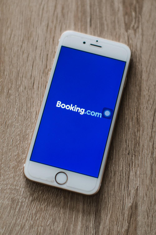 App Reisen Booking.com