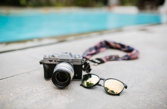 Reisefotografie Kameraequipment