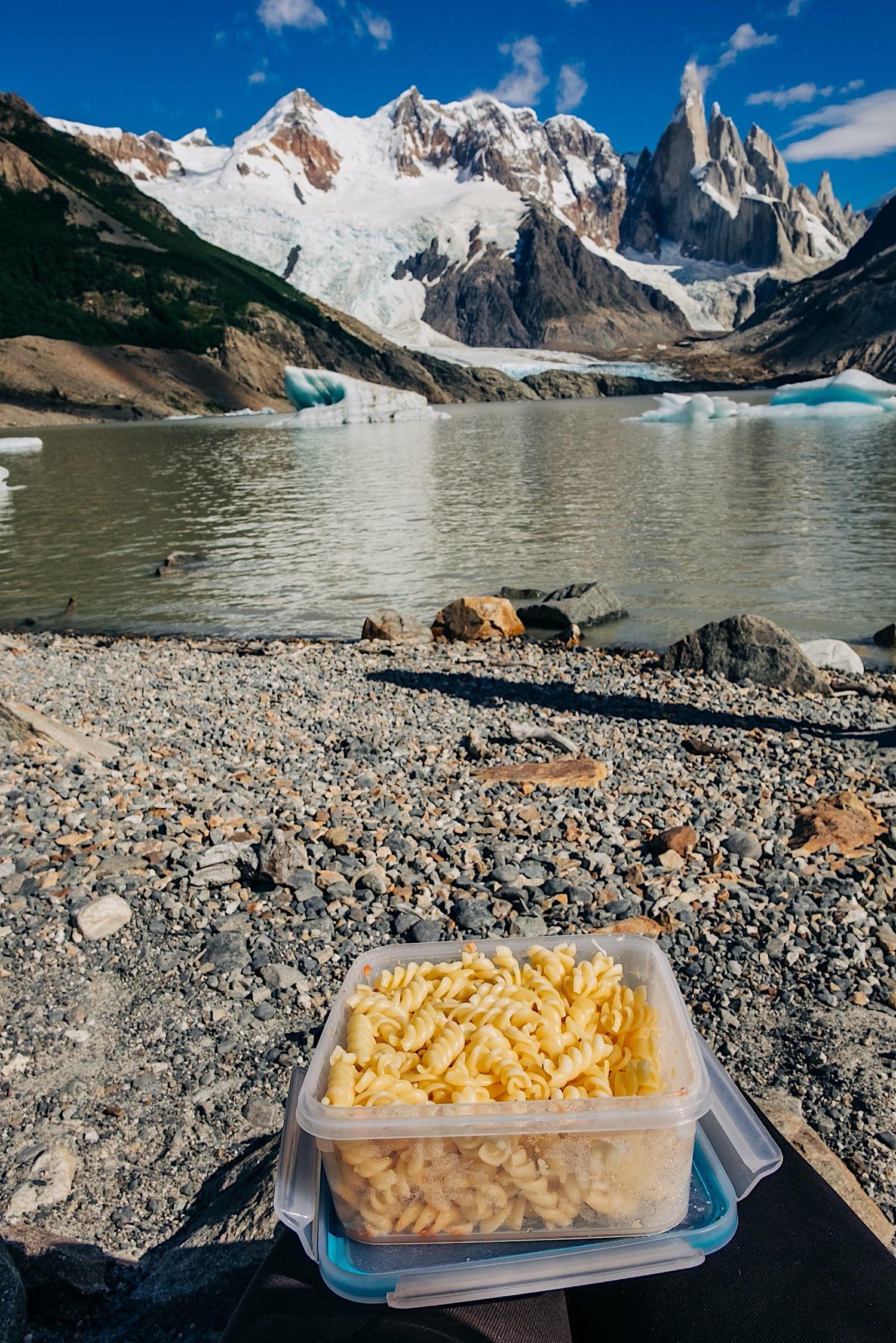 Wanderungen in Patagonien