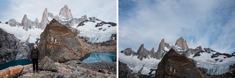 Wandern am Fitz Roy in Argentinien