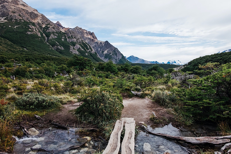 Wandern in El Chalten in Argentinien