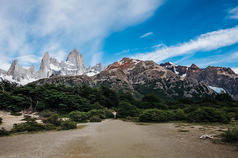 Hiking in Patagonia