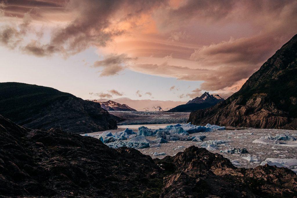 Torres del Paine Print