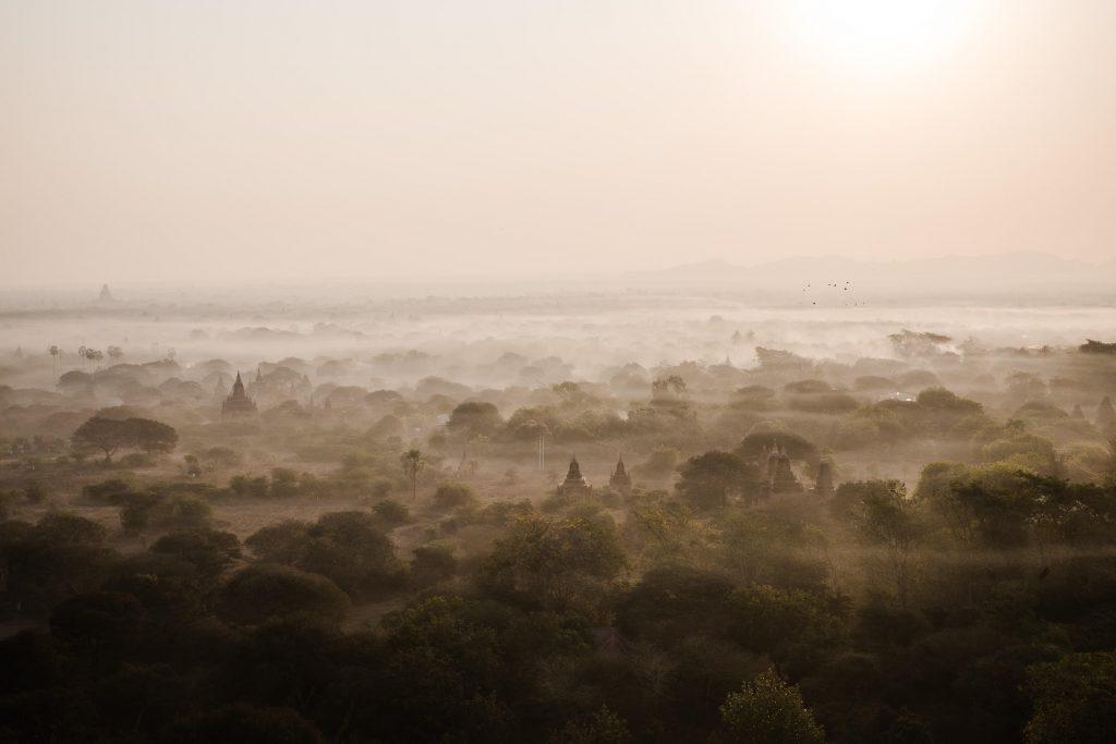Drucke Kunstdruck Myanmar
