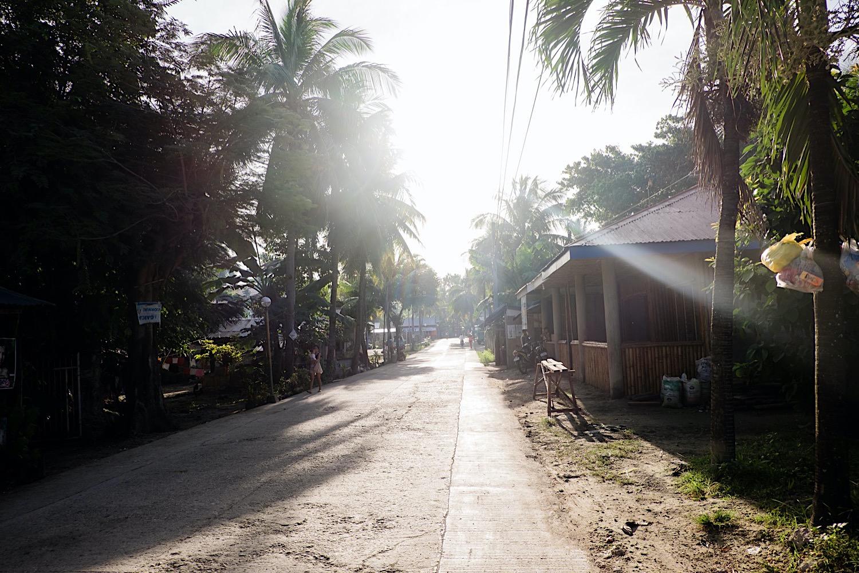 Moalboal auf den Philippinen