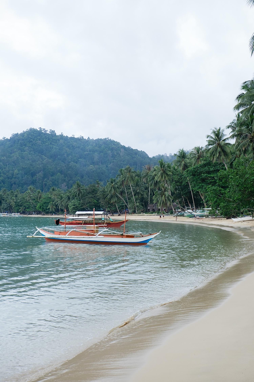 Port Barton auf Palawan