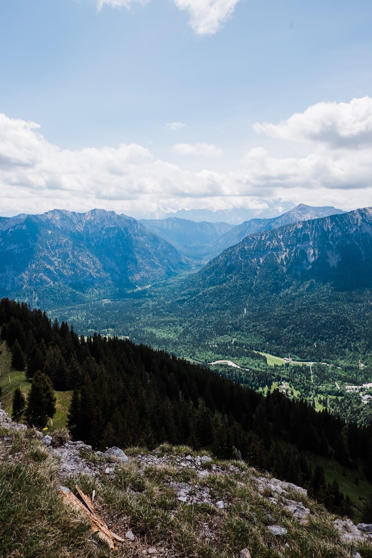Wanderrouten in Oberammergau