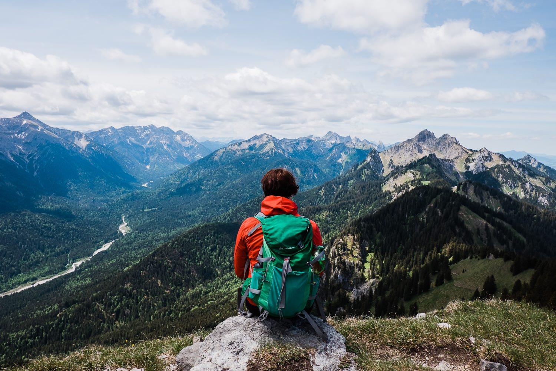 Wanderung in Oberammergau