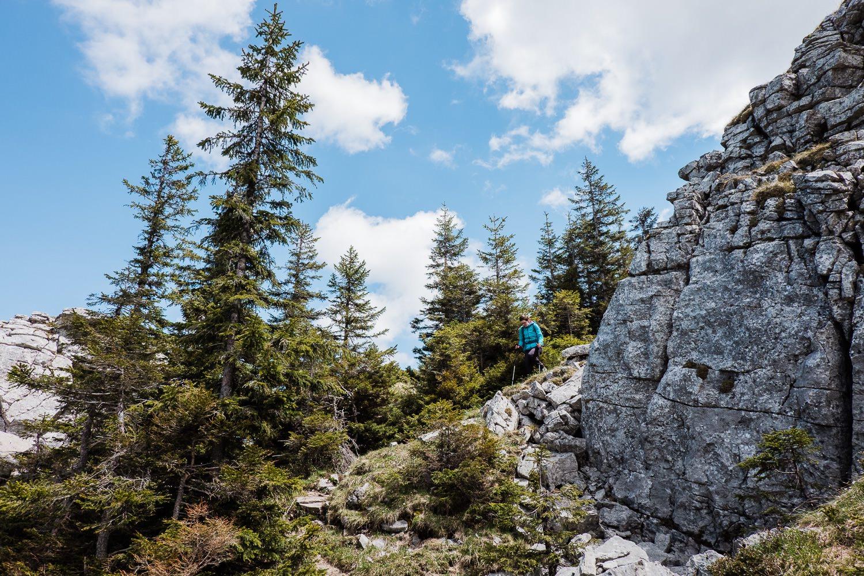 Hennenkopf Wanderroute