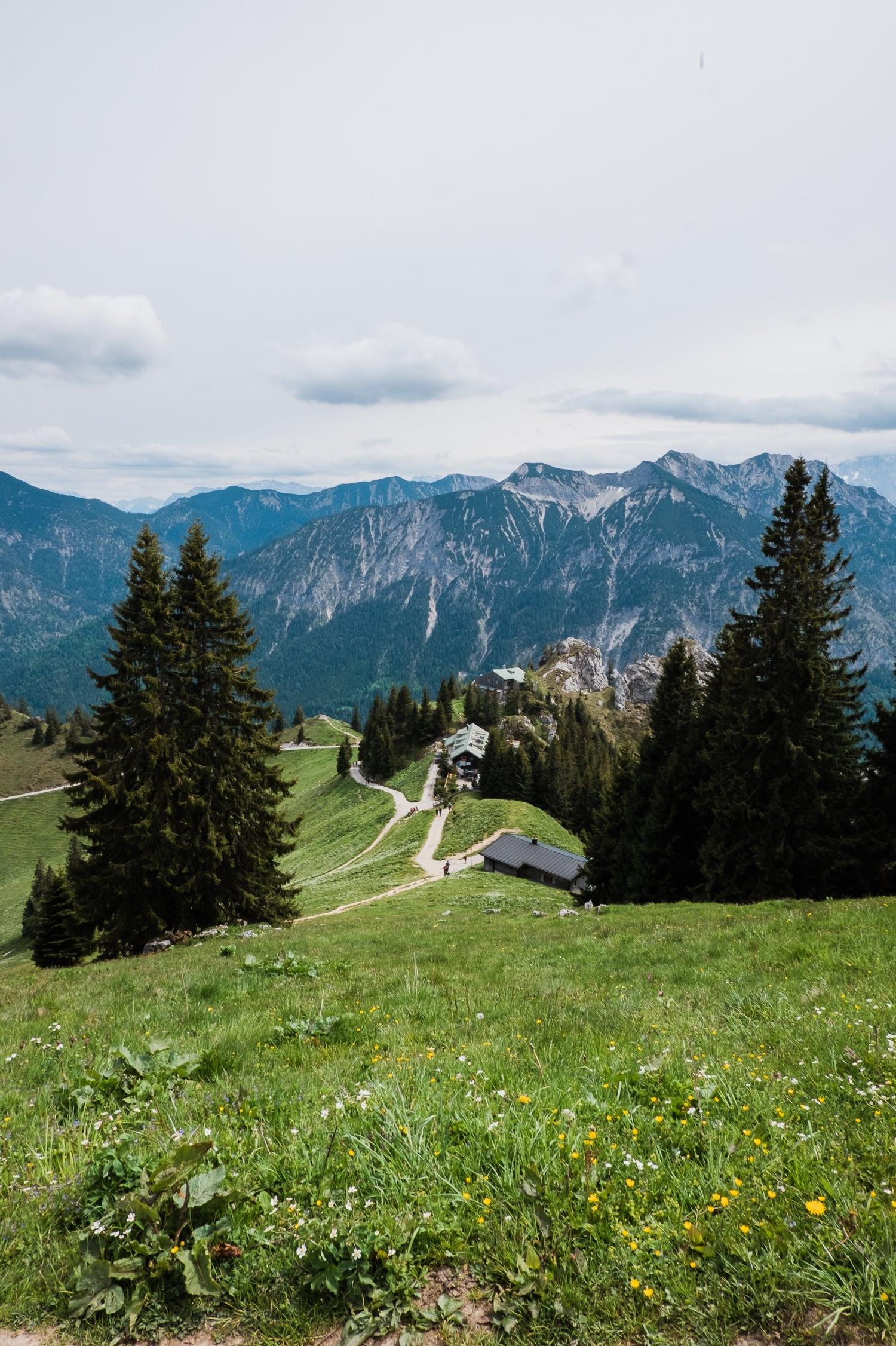 Tageswanderung in Oberammergau