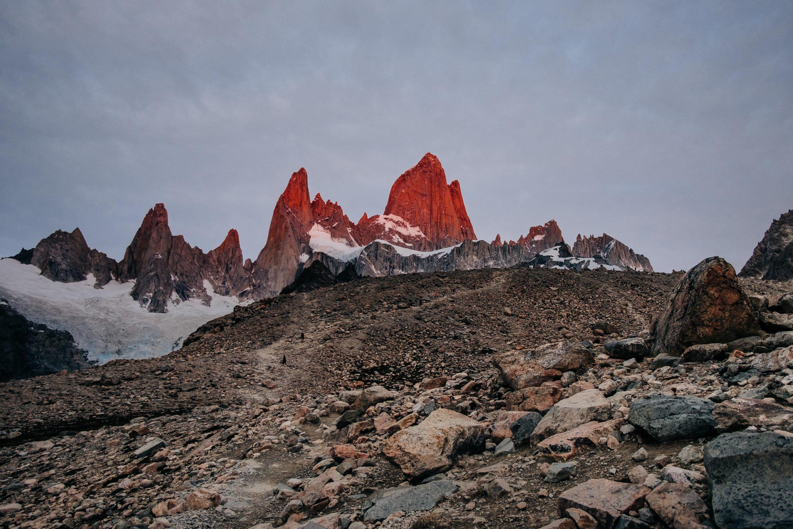 Backpacking Südamerika