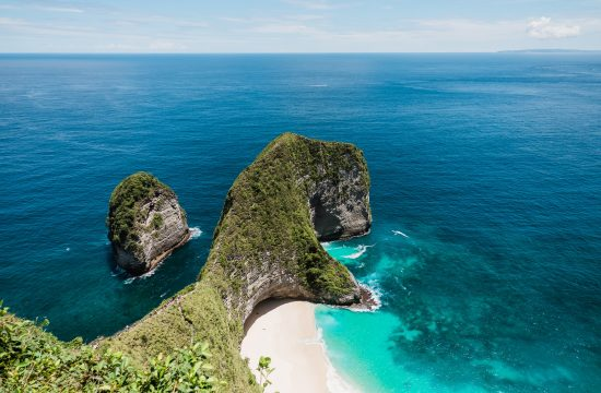 Reiseroute Bali