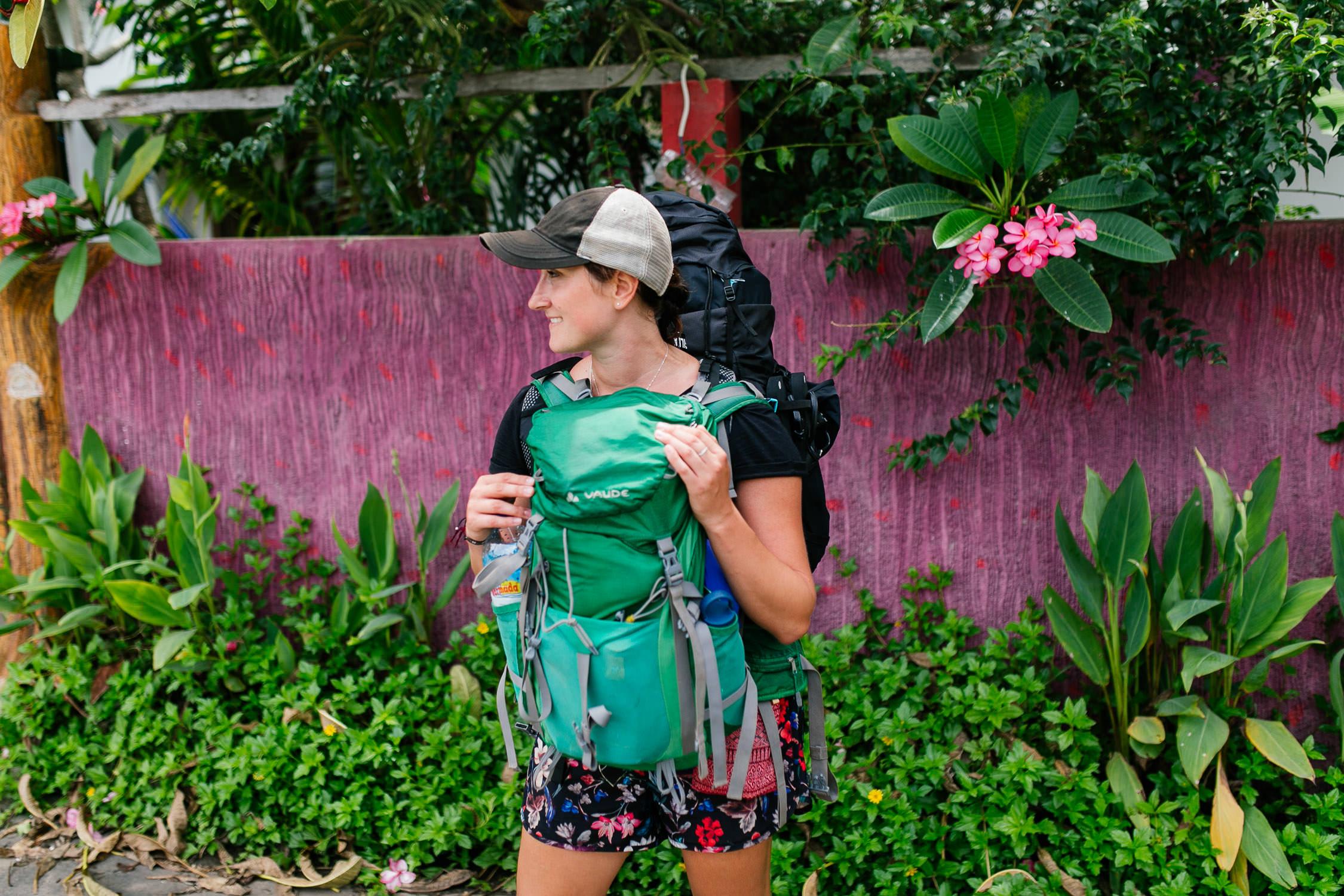 Packliste Südostasien 4 Wochen