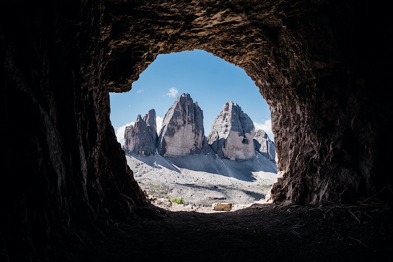 Drei Zinnen - Wanderurlaub in den Dolomiten
