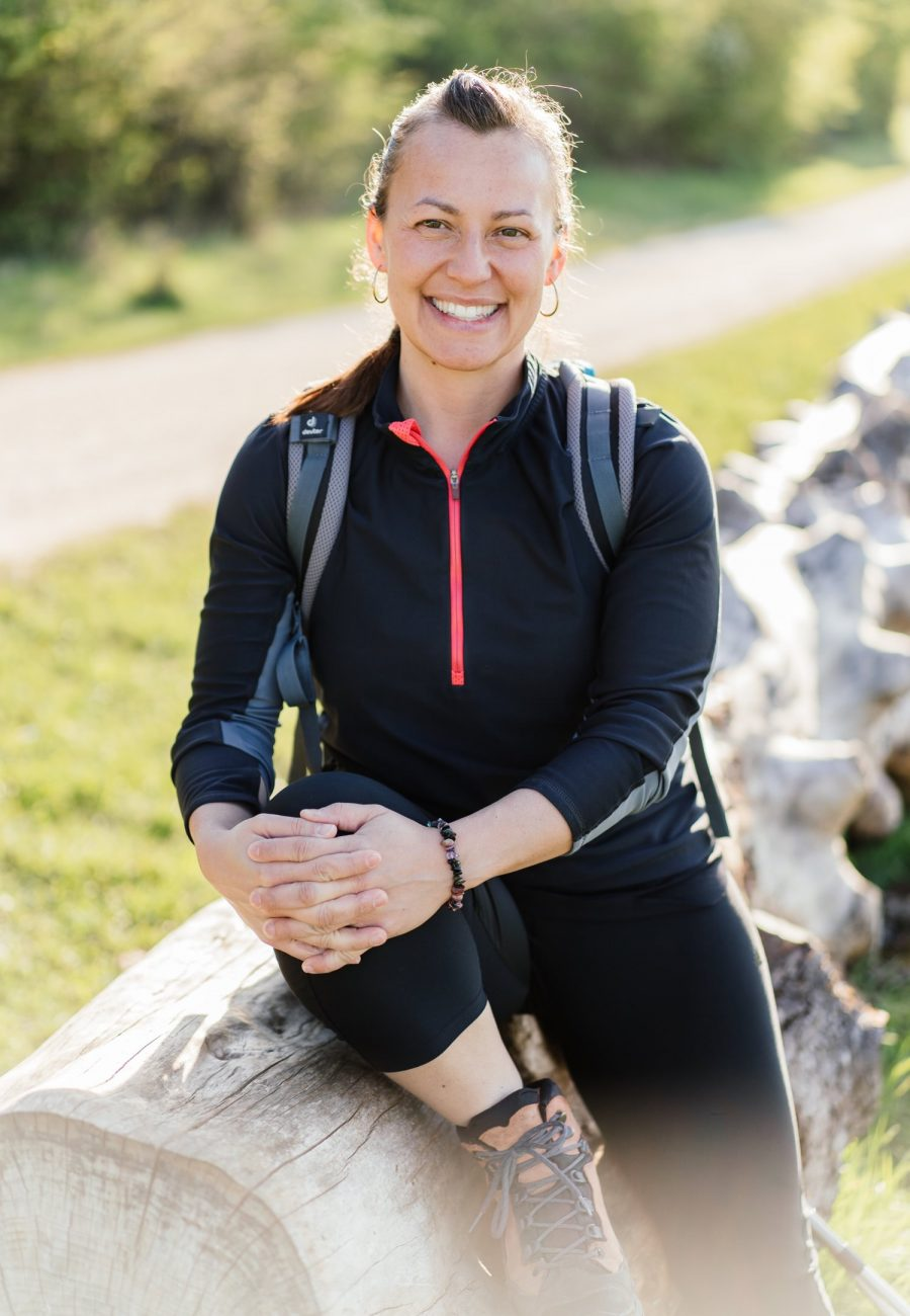 Coach Anja Buntz
