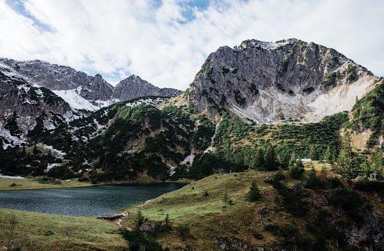 Wandern in Oberstdorf - Gaisalpsee und Rubihorn