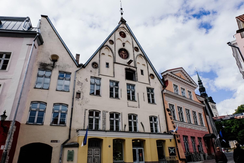 Sehenswürdigkeiten in Tallinn