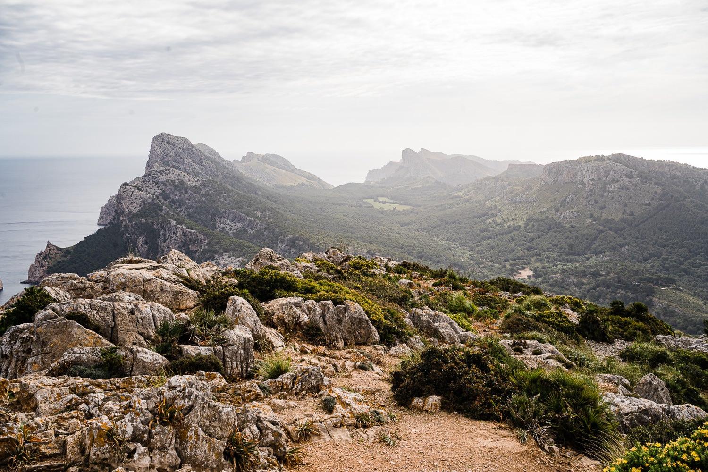 Halbinsel Formentor auf Mallorca